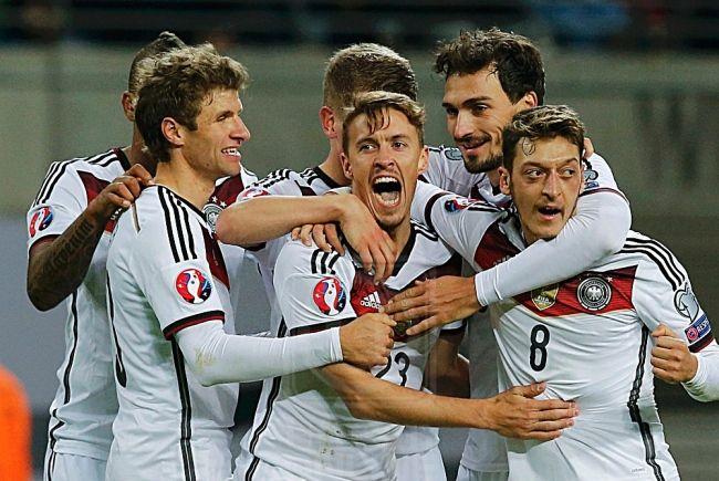 lamiafamilia (MY FAMILY): Jerman sahkan tiket Euro 2016