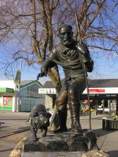 Memorial to James Mackenzie
