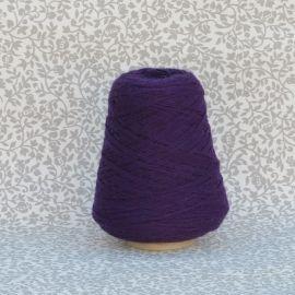 Composite Yarn - Eggplant