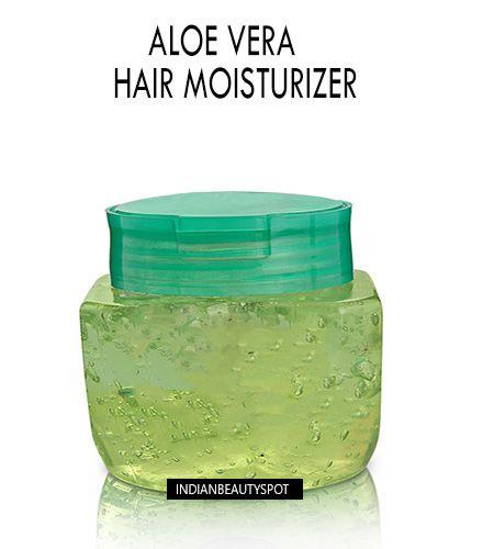 DIY Aloe Vera Hair Moisturizer