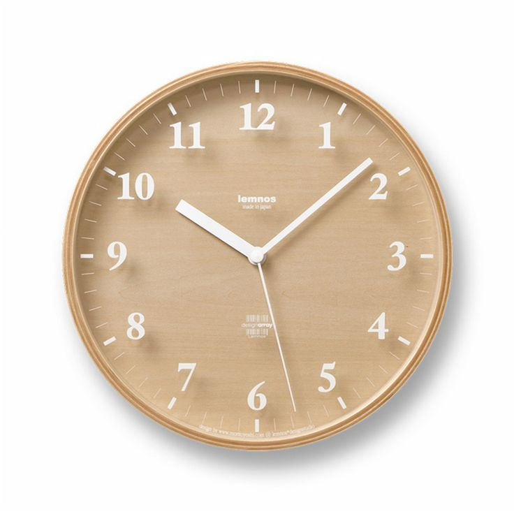 Summer Wall Clock / Dot and Bo