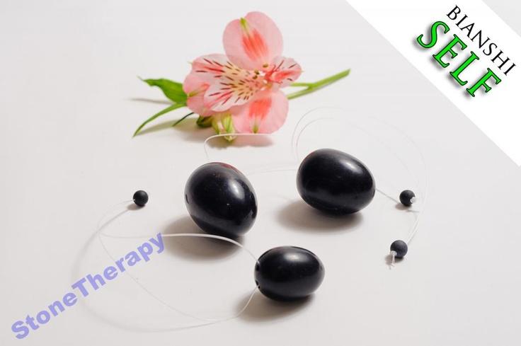 НЕЖНОСТЬ, вагинальный тренажер black jade Bianshi
