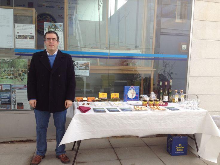 Hace una semana nuestra iniciativa salio en Diari de Tarragona. Muchas gracias por su apoyo.
