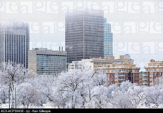 Winnipeg, MB, Canada. So pretty.
