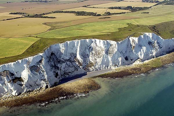 White Cliffs of Dover.