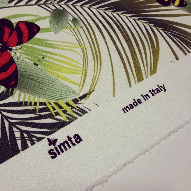 Logo Simta, Made in Italy