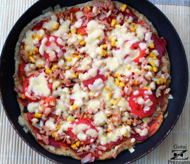 Gotuj z Prezesem: Pizza z patelni!