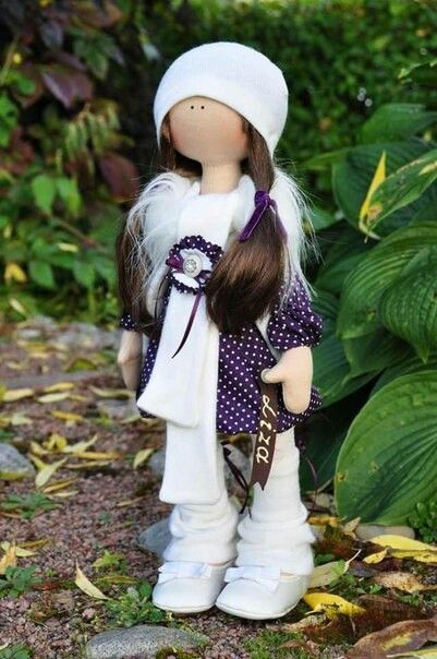 Lidia (Handmade Doll)