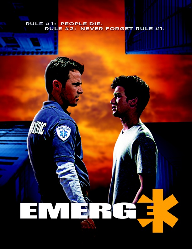 Emerge - movie concept poster