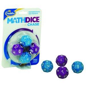Math Dice Chase - matekozni játékos formában a legjobb :-)