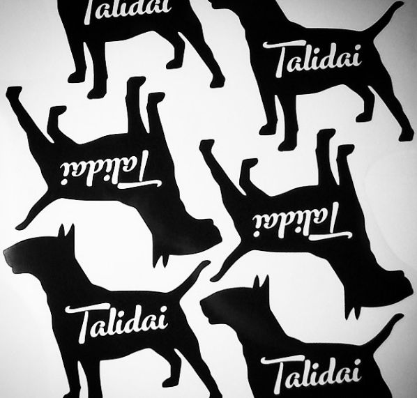 Nálepky | Stickers #talidai #stickers #b&w #new #bullterrier #nalepky #nove #odblackberry #byblackberry #bulik #bulici #obojkyblackberry #collarsbyblackberry #customizedsticker #ploter #plotr #dog #pes #cutby@esjedna