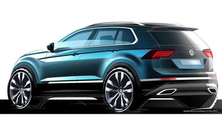 Volkswagen Tera Novo Suv No Brasil Chamado Tharu Jornal In 2020 Volkswagen Bmw Truck Car