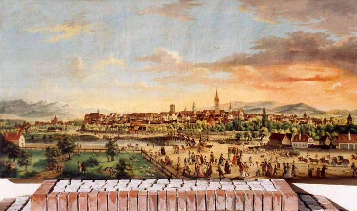 Franz Neuhauser the Younger - Sibiul la 1808