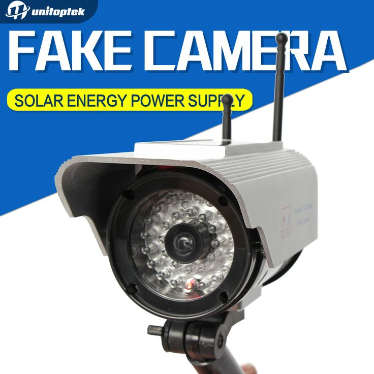 $17.96 (Buy here: https://alitems.com/g/1e8d114494ebda23ff8b16525dc3e8/?i=5&ulp=https%3A%2F%2Fwww.aliexpress.com%2Fitem%2FSolar-Power-Fake-Camera-Dummy-Emulational-Camera-CCTV-Camera-Bullet-Waterproof-Outdoor-Use-For-Home-Security%2F32668746127.html ) Solar Power Fake Camera Dummy Emulational Camera CCTV Camera Bullet Waterproof Outdoor Use For Home Security With Flash LED for just $17.96