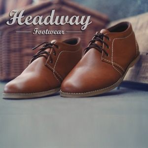 Headway 04   priority brown formal shoes only $14