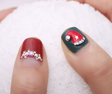 Holiday nail idea