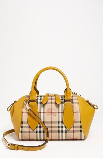 Burberry 'Haymarket Check Blaze - Small' Tote available at #Nordstrom