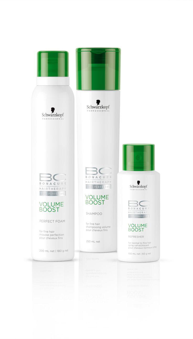 Schwarzkopf professional bc hairtherapy cell perfector for Salon schwarzkopf