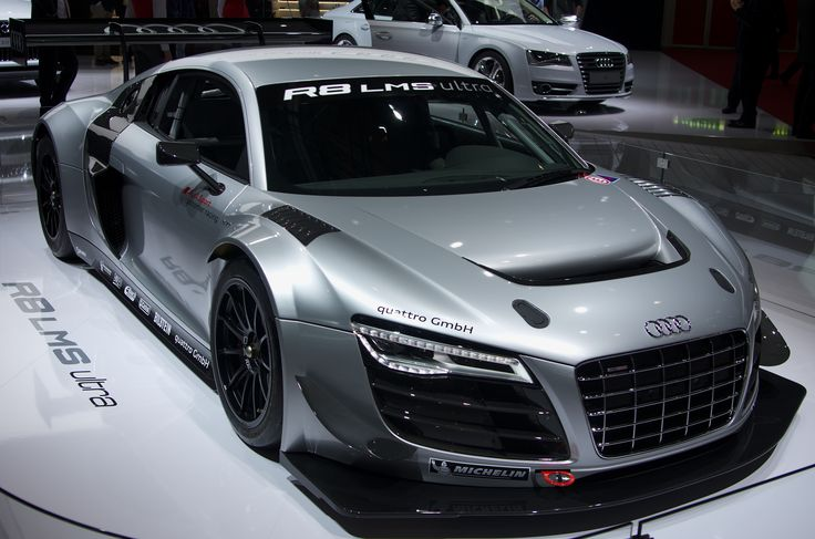 Wife Demolishes Cheating Husband's Audi R8