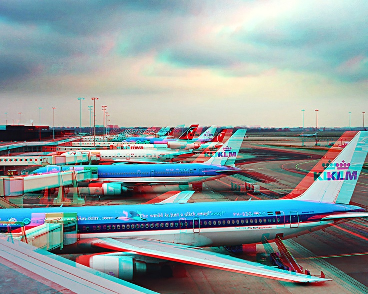 KLMsAnaglyph 3D, Exclusively Anaglyph