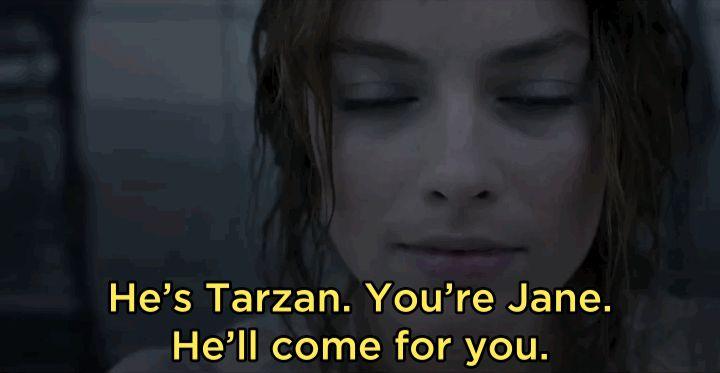 The Legend of Tarzan opens in theaters July 1, 2016.