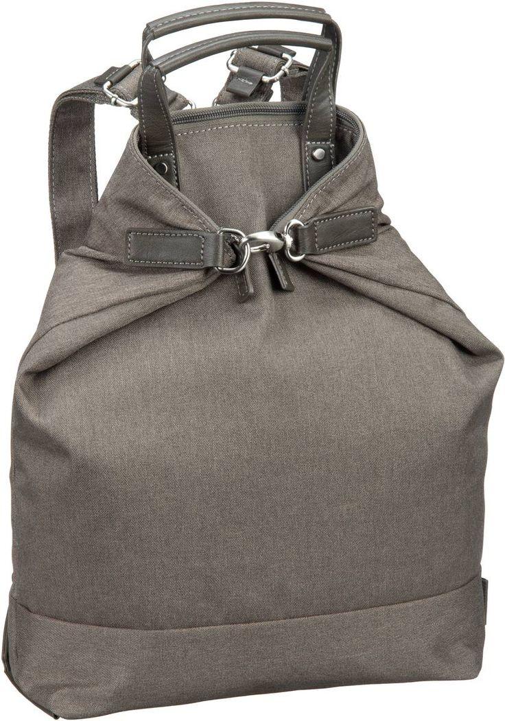 Taschenkaufhaus Jost Bergen 1127 X-Change 3in1 Bag S Taupe - Laptoprucksack: Category: Taschen & Koffer > Laptoprucksack > Jost…%#Taschen%