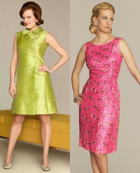 January Jones is gorgeous but our favourite character is still Peggy!  #madmen