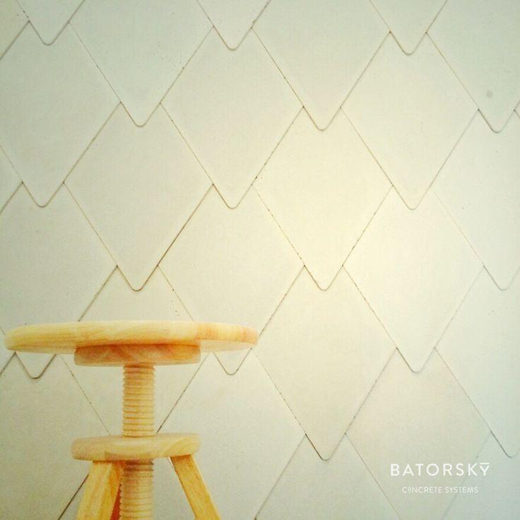 #batorsky #concrete #tiles #design #shingle