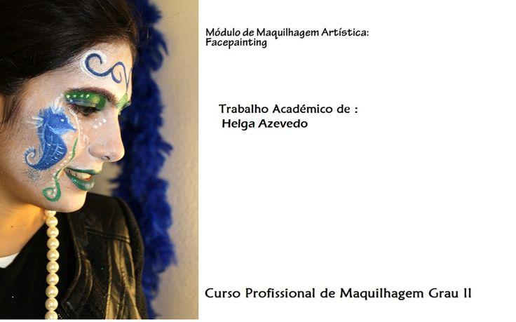 facepainting lesson@truecoloursmakeupschool 2013