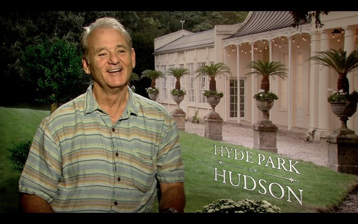 Bill Murray Interview for HYDE PARK ON HUDSON