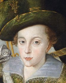 1594 - 1612 Henry Frederick, Prince of Wales, son of King James I and VI and Anne of Denmark.  Born in the Stirling Castle in Scotland. He die at the age of 18 from typhoid fever.