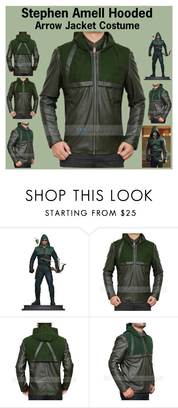 """Green Arrow Costume Jacket 