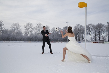 Marriage & korfball