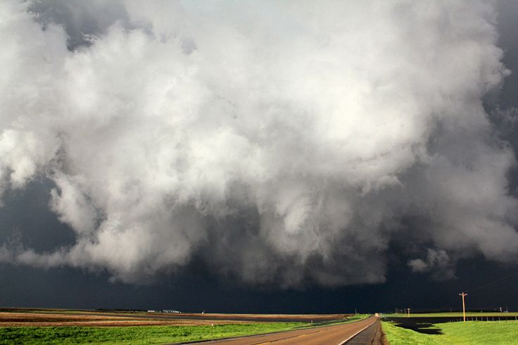 USA south dakota: Cloud Dramas