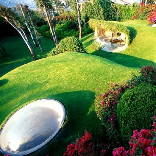 Berm Home: 17 Best Images About Earth Sheltered Homes On Pinterest