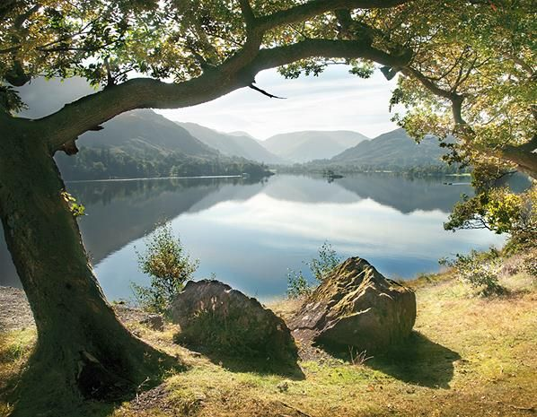 Cumbria * The Lake District * Ullswater