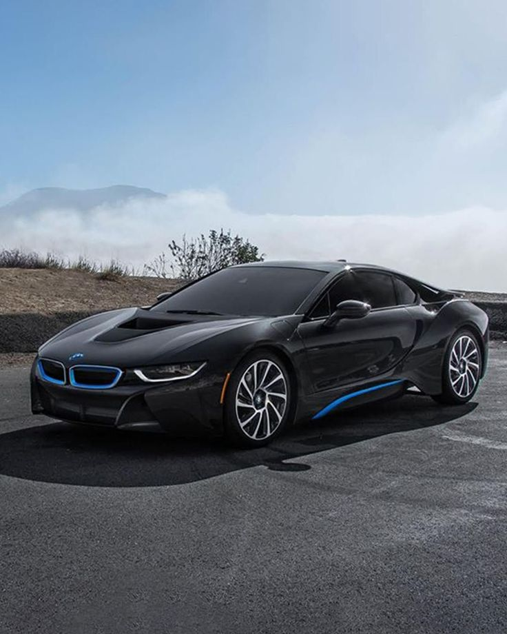 A personal hybrid wingman. The BMW i8 Coupé. BMWRepost