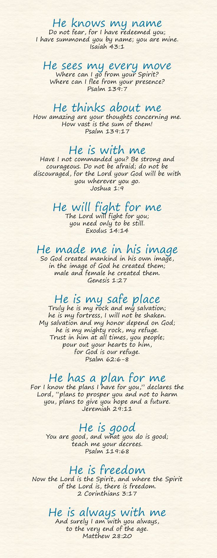 Gods Promises -kids scripture journal