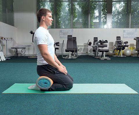 Боль в колене? Лечение суставов от Бубновского: 5 упражнений. Упражнение дракон бубновского для чего 5 упражнений бубновского для суставов