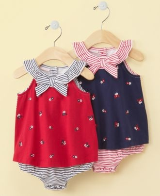 First Impressions Baby Dress, Baby Girls Sundress @Elaine Hwa Young's Official. It's super cute & comfy!