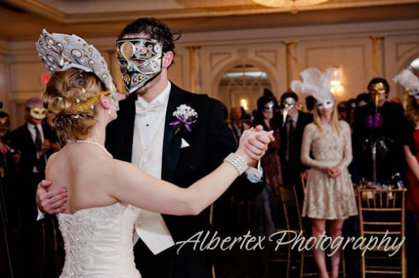 masquerade ball wedding :  wedding ball halloween mask masquerade wedding themes.  For more great ideas and information about our venues visit our website www.tidewaterweddings.com or give us a call 443 786 7220