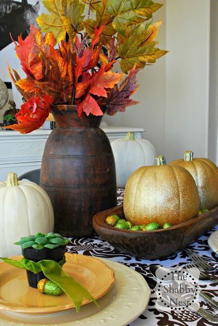 209 best fall inspiration images on pinterest fall for Home goods fall decorations