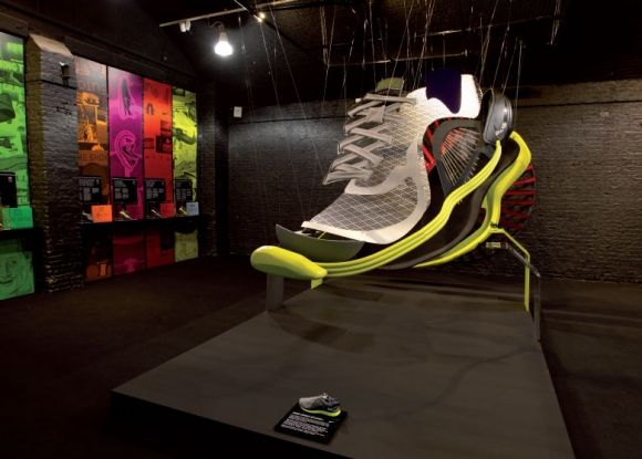Nice to see our Nike Lunar Eclipse installation still getting coverage.