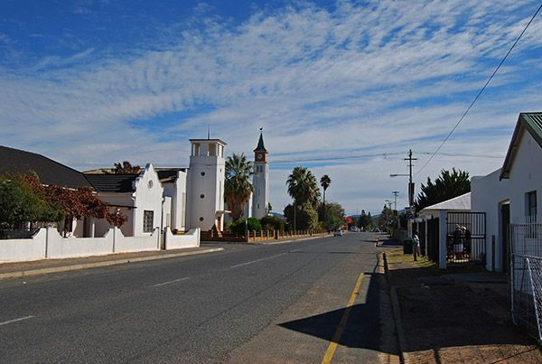 Touws River - The Karoo, South Africa