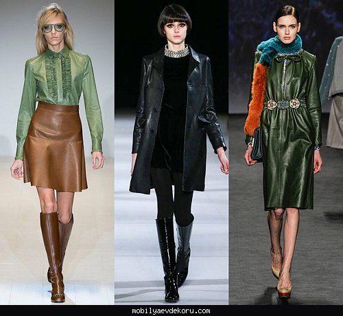 awesome Sonbahar kış moda trendleri 2016