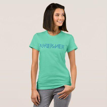 #FOREIGNER (Mint) T-Shirt - cyo customize design idea do it yourself