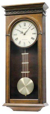 WSM Carlisle Musical - Chiming Wall Clock by Rhythm Clocks *** You can find more details by visiting the image link.