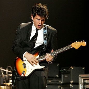 John Mayer Trio is the best of John Mayer.  His guitar, an awesome bass player (the famous Pino Palladino) and a phenomenal drummer (Steve Jordan !!). So good to watch them on DVD, Where the Light Is. And play loud!!