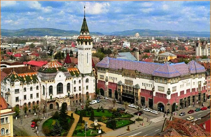 Târgu Mureș, One very old  and strategic placed city that was many years under former Austria Empire domination. To be keep it under control most of its native inhabitants (Romania/Latin) population was replaced with Hungarians (indo-europian - India roots) population.
