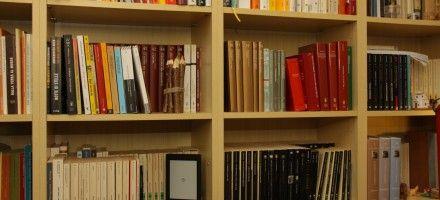 La biblioteca | Area Libro